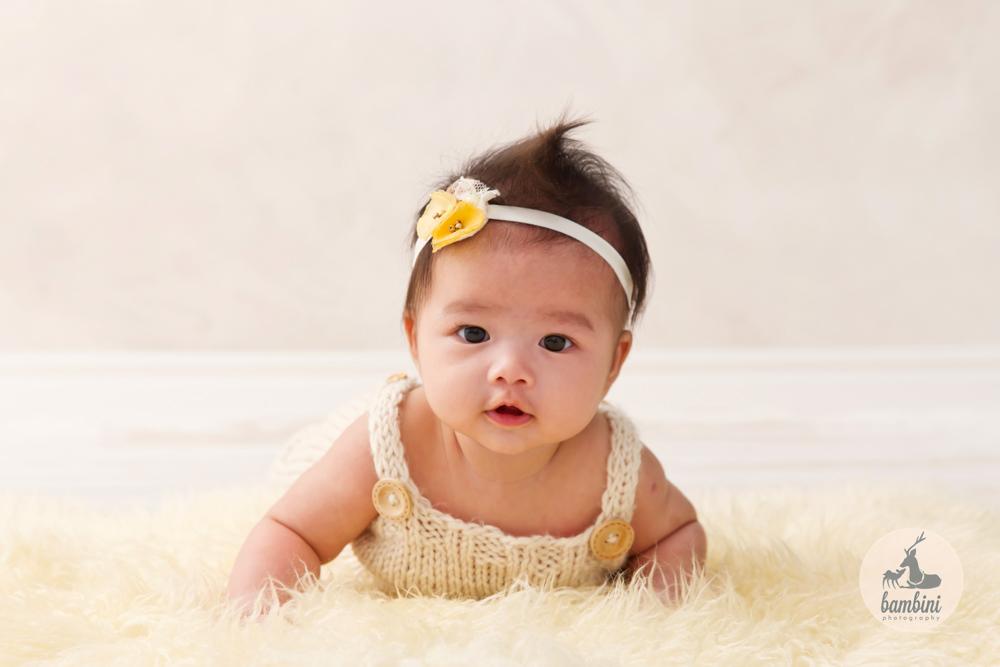 3-6 Months Baby Photoshoot   Bambini Photography Singapore