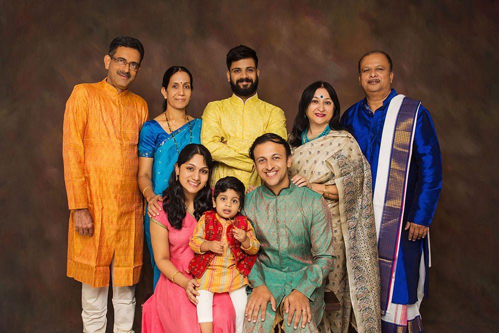 Extended Family Portrait Studio
