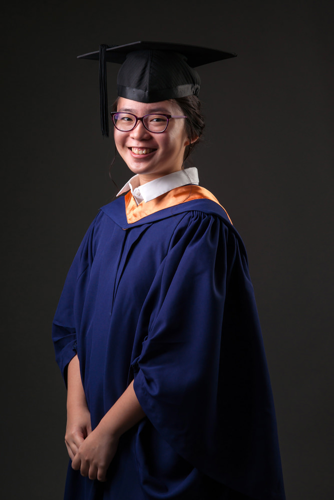 Studio Graduation Photography