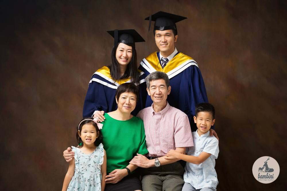 Graduation Family Photography