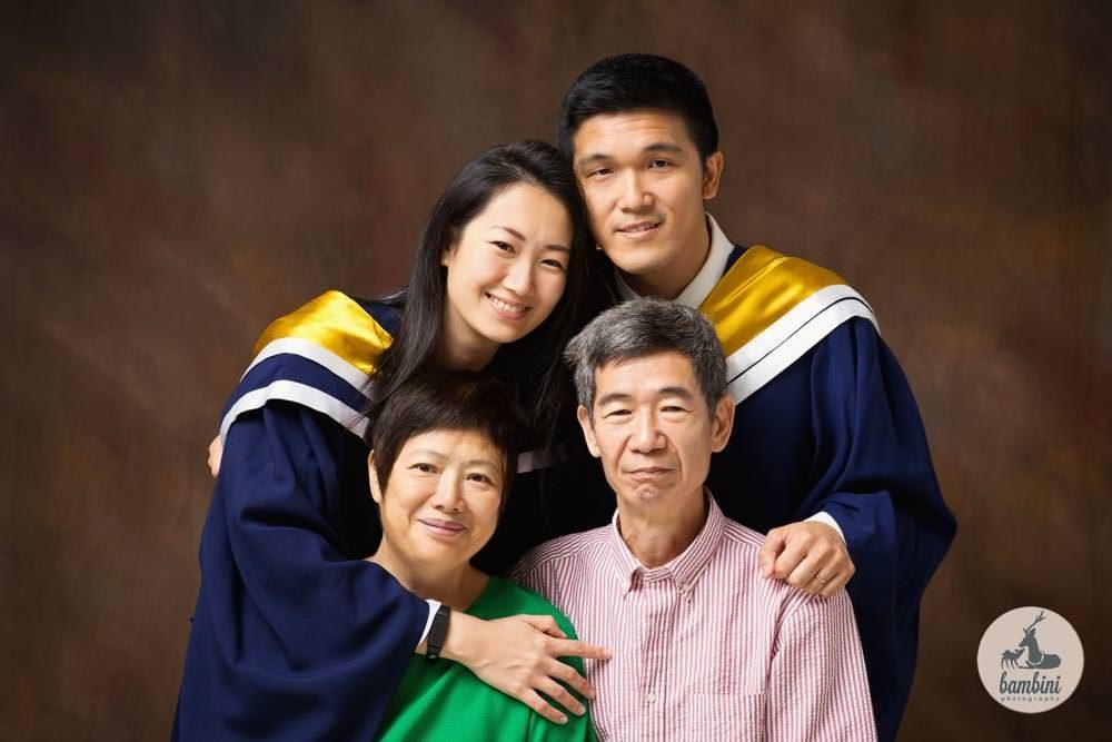 Graduation Family Photography