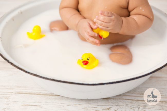 Baby Milkbath Singapore Photoshoot