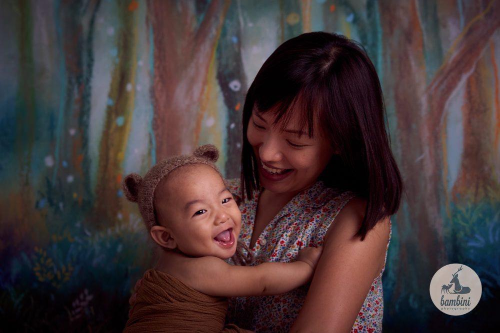 Baby Photoshoot Christmas