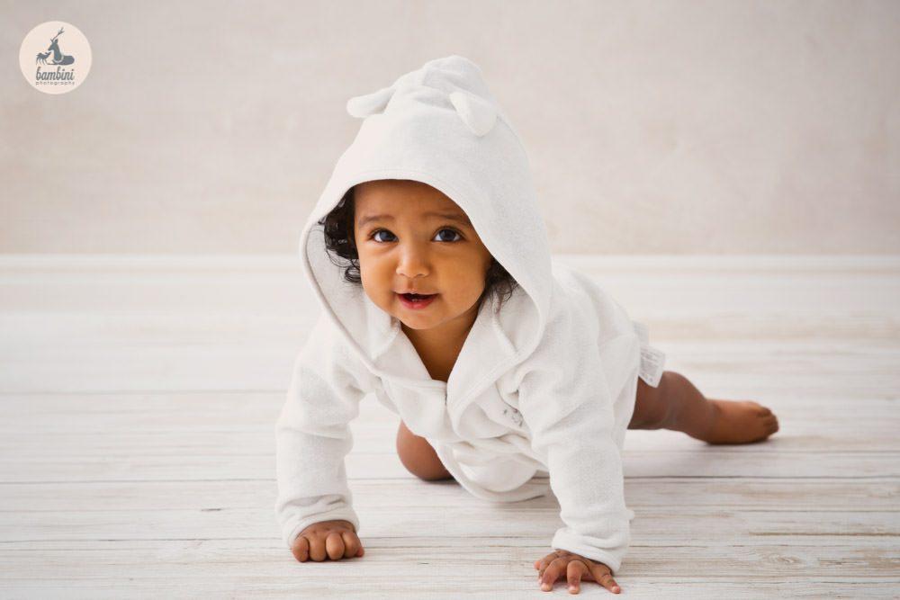 Baby Sitter Photoshoot