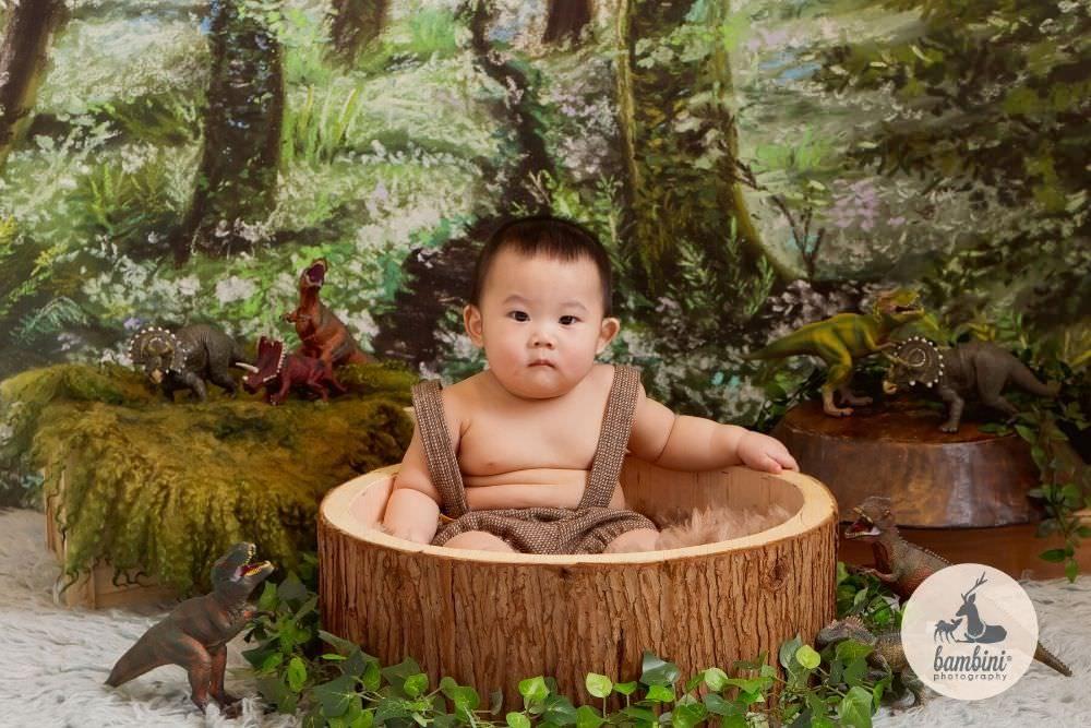 Baby Sitters Photoshoot