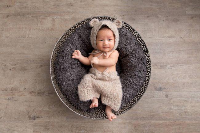 Baby Solo Photoshoot