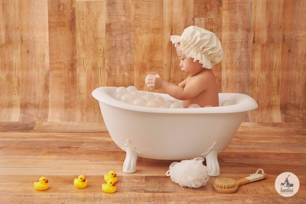 Baby Studio Photoshoot