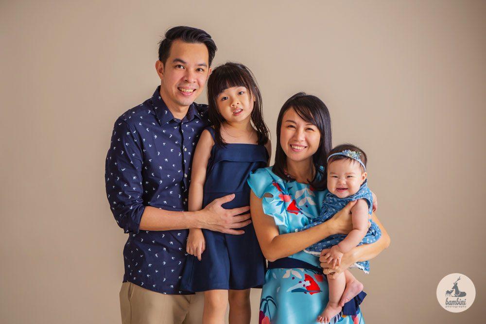 Baby and Family Portrait Studio