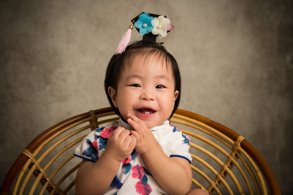 Baby portrait singapore
