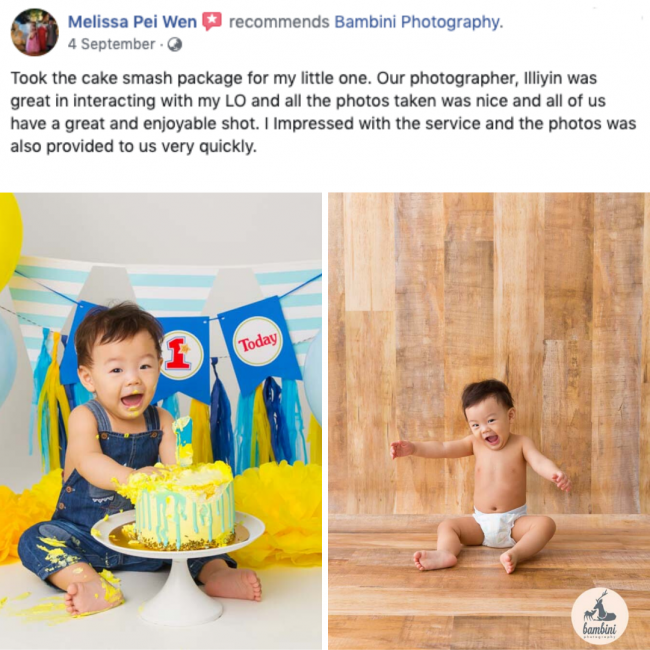 Bambini Photography Review