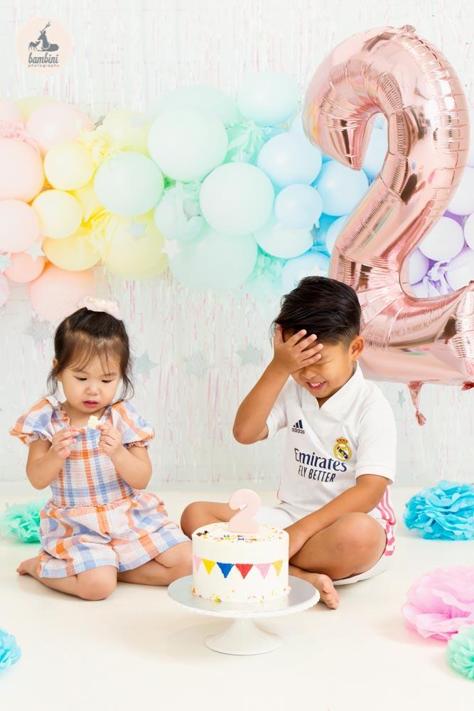 Birthday Celebration Photoshoot