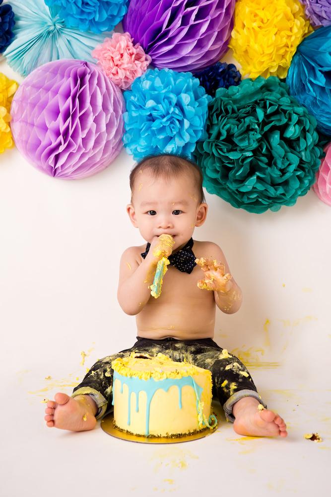 Cake Smash Photoshoot 3