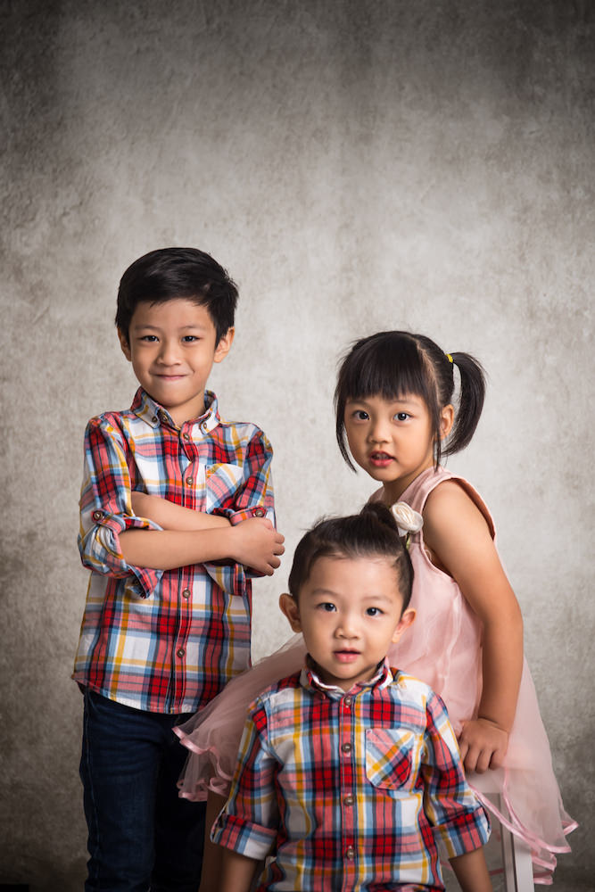 Children Portrait Studio