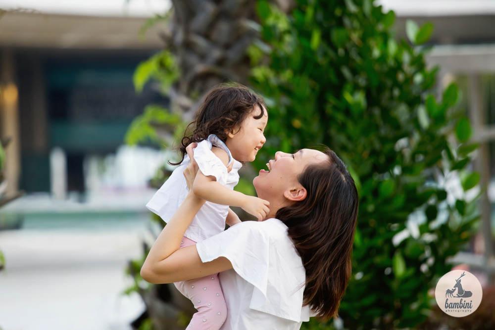 Family Outdoor Photoshoot SG