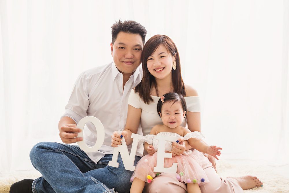 Family Photoshoot 1