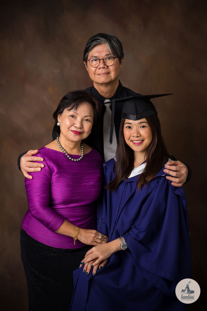 Family and Graduation Photoshoot