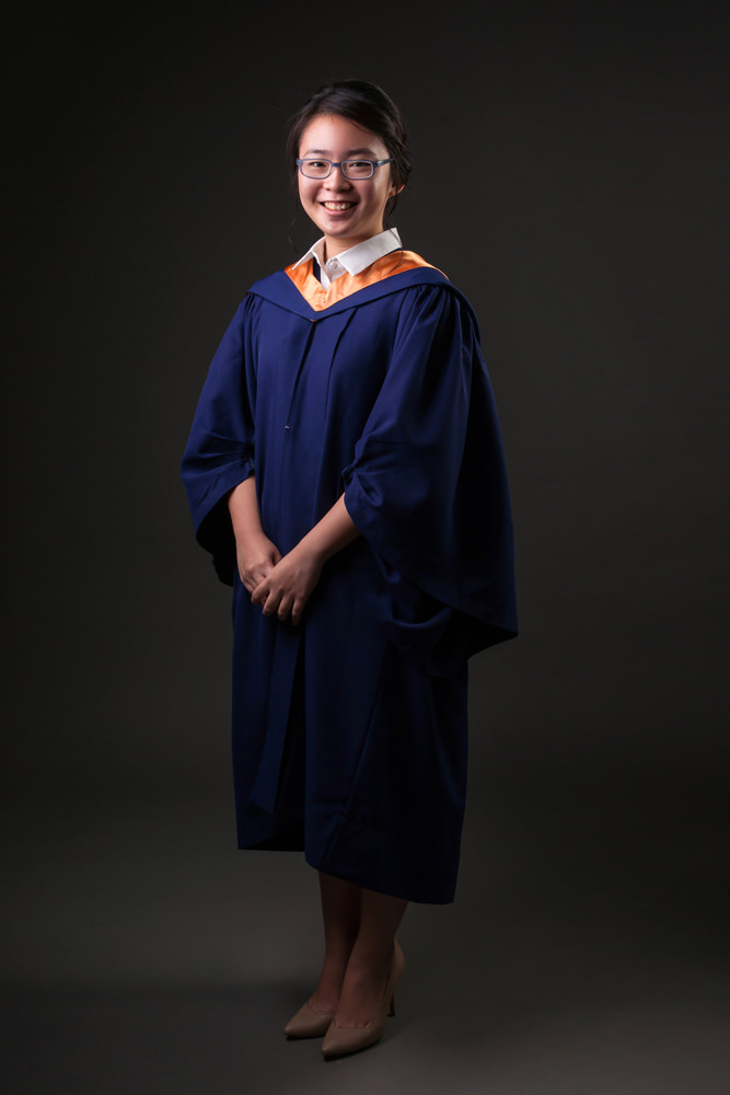 Studio Graduation Photography