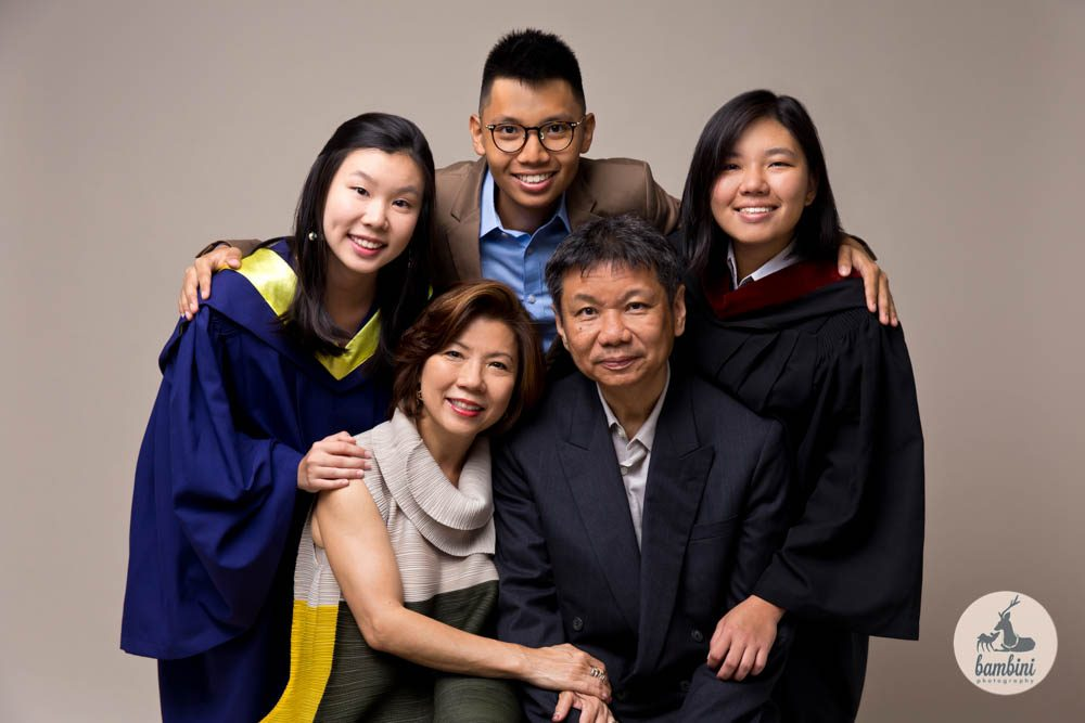 Graduation Portrait Studio