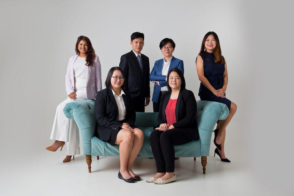 Group Corporate Headshots