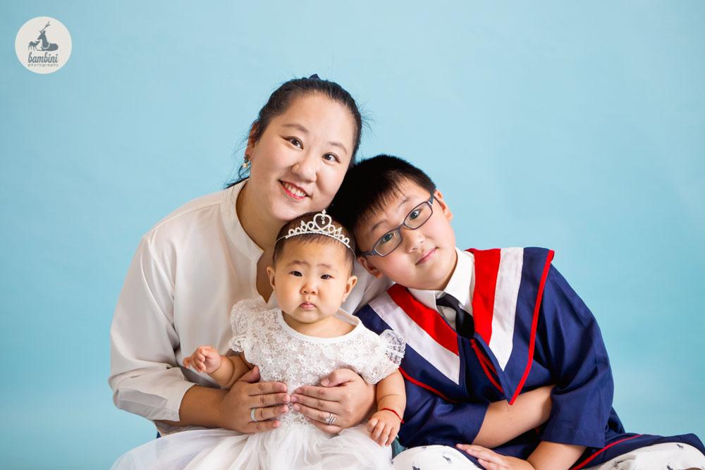K2 Grad and Family