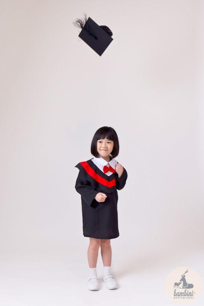 K2 Graduation Photoshoot