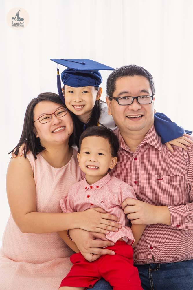 K2 graduation family shoot