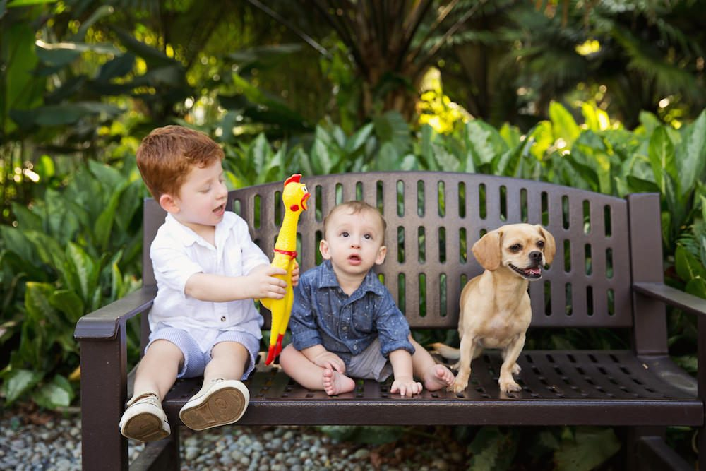 Kids Outdoor Photoshoot