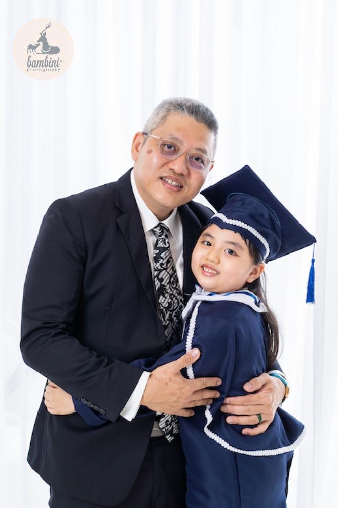 Kindergarten Graduation Photo Studio