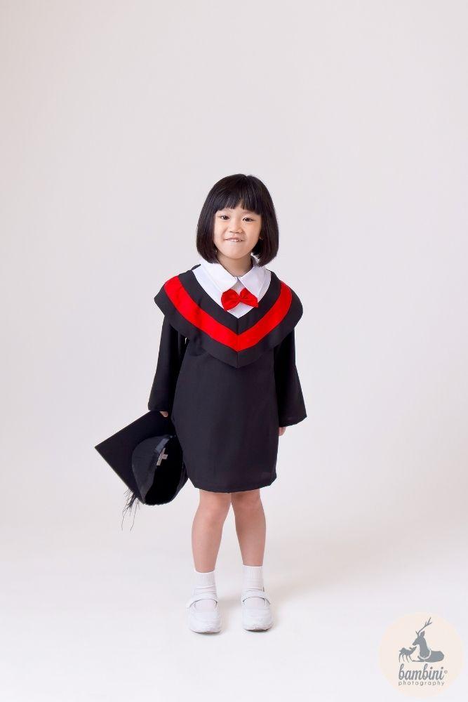 Kindergarten Graduation Photoshoot