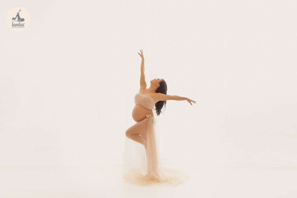 Maternity Photography _ Dancer