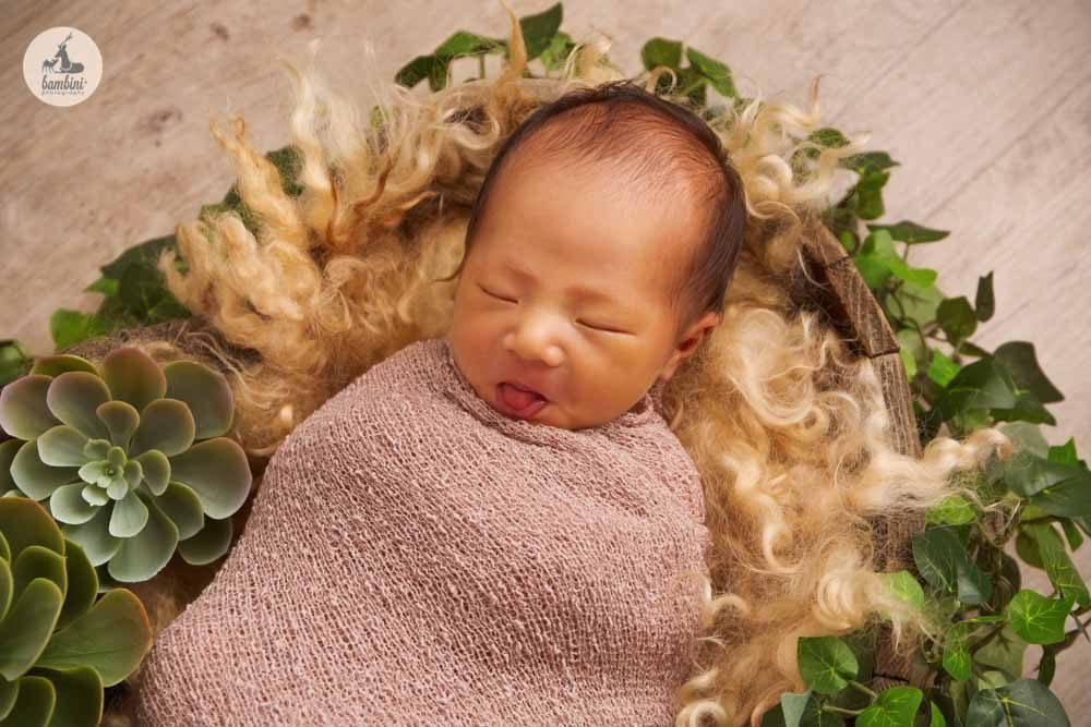 Newborn Photo Singapore