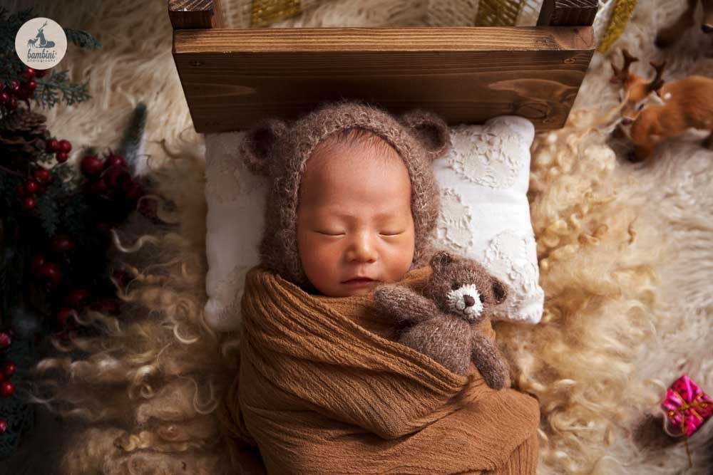 Newborn Photography Christmas