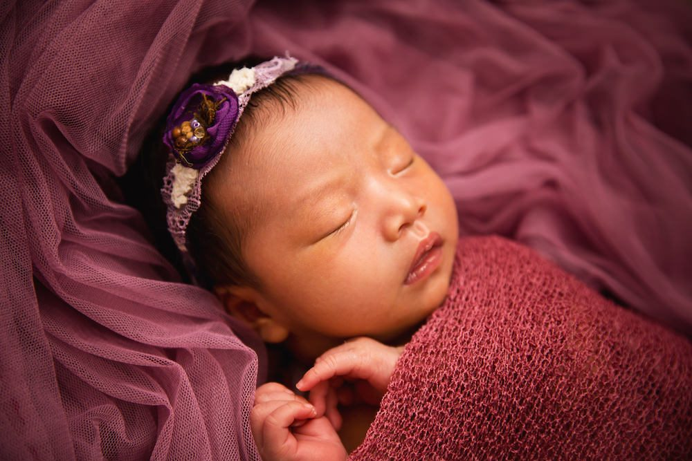 Newborn Photoshoot Singapore