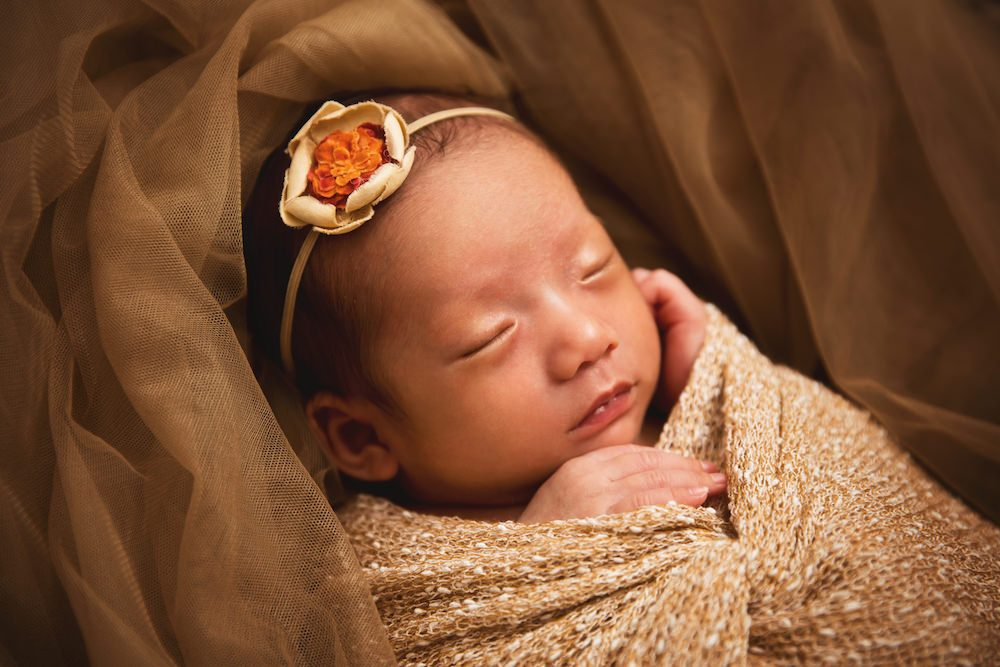 Newborn Photography Studio Singapore