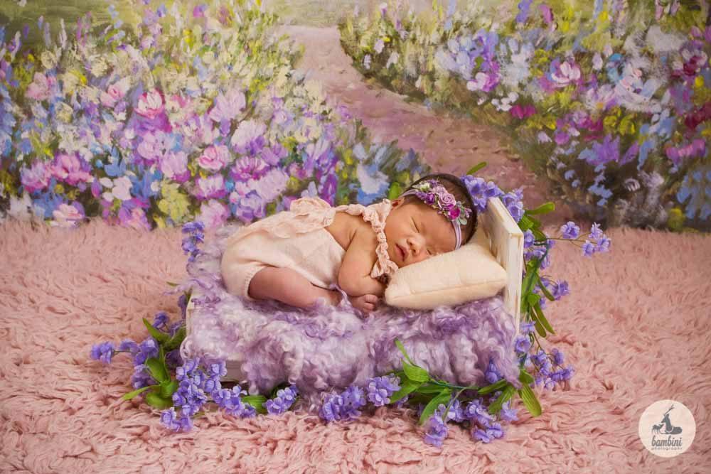 Newborn Theme Photoshoot