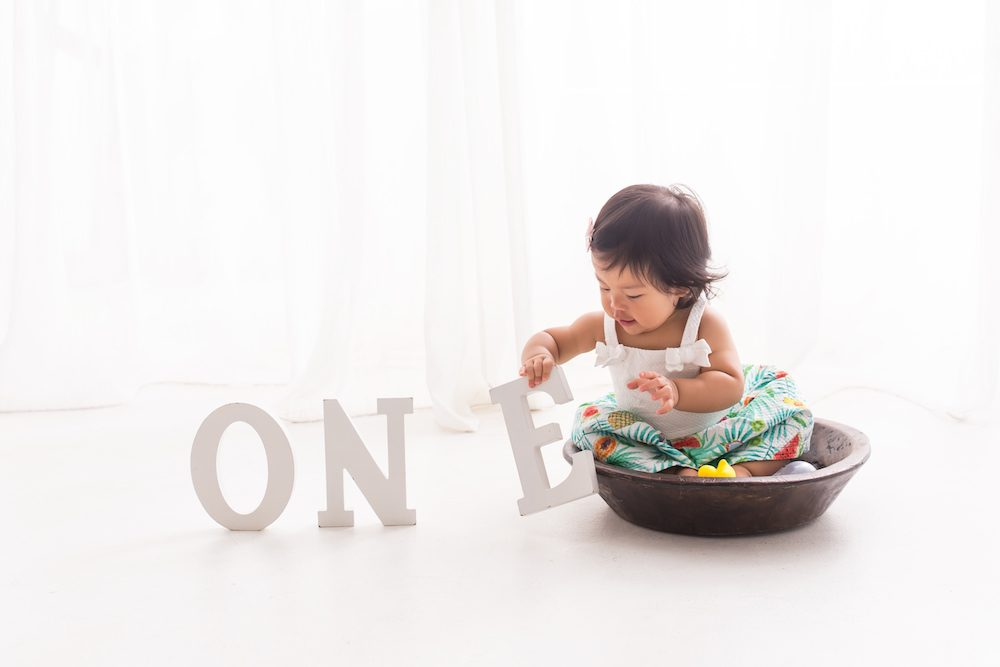 One Year Old Shoot