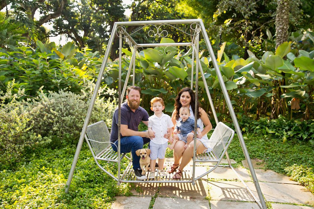 Outdoor Family Photoshoot