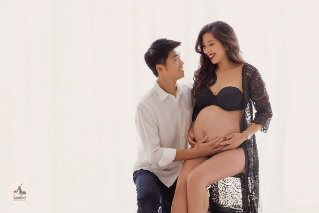 Pregnancy Couple Shoot