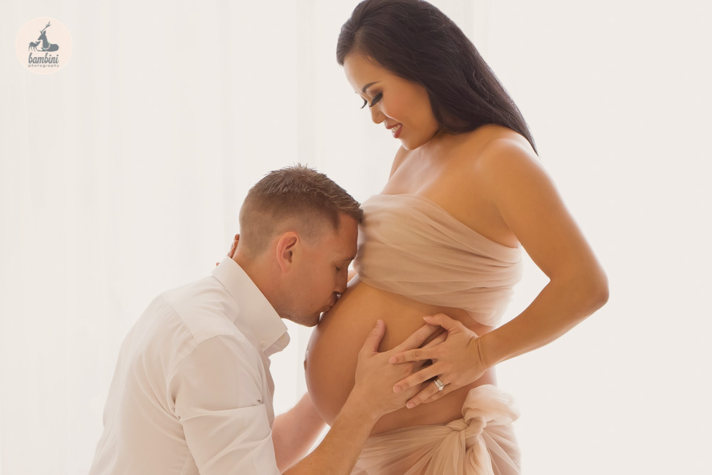 Pregnancy Studio shoot