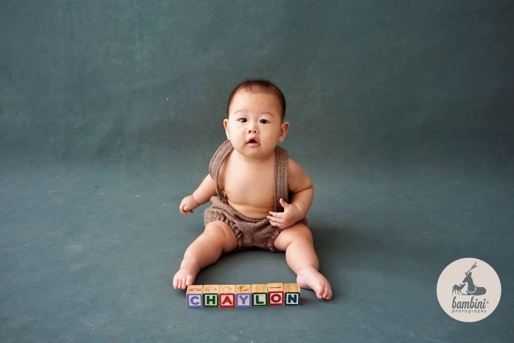 Themed Sitters Milestone Photoshoot