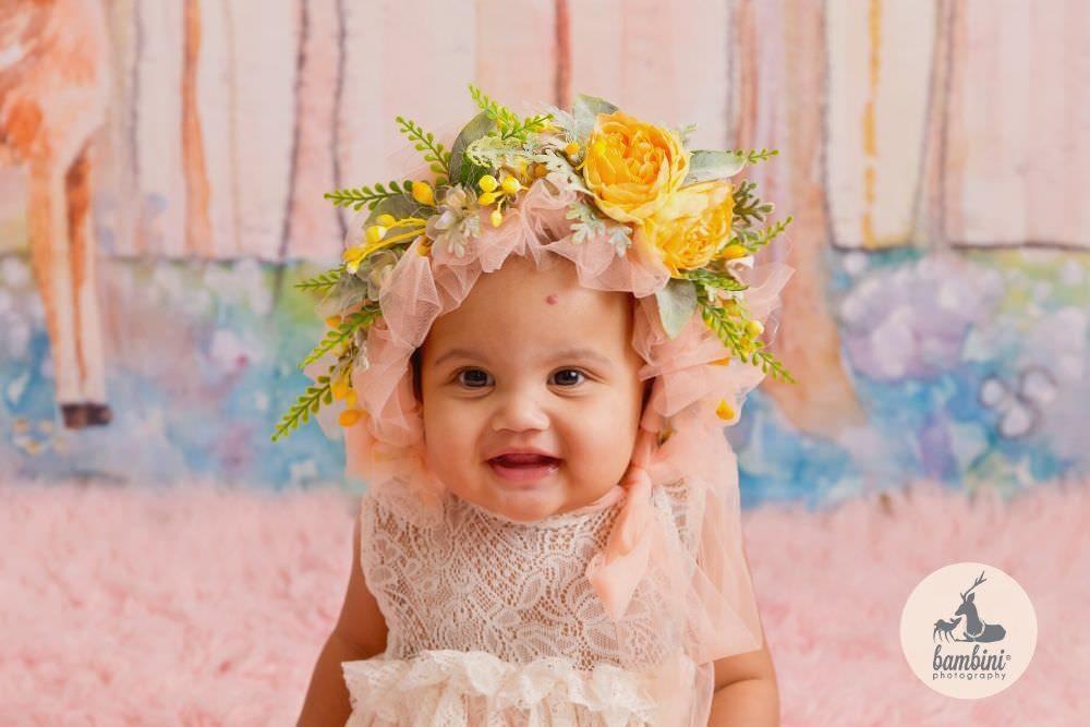 Singapore Baby Sitter Milestone Shoot