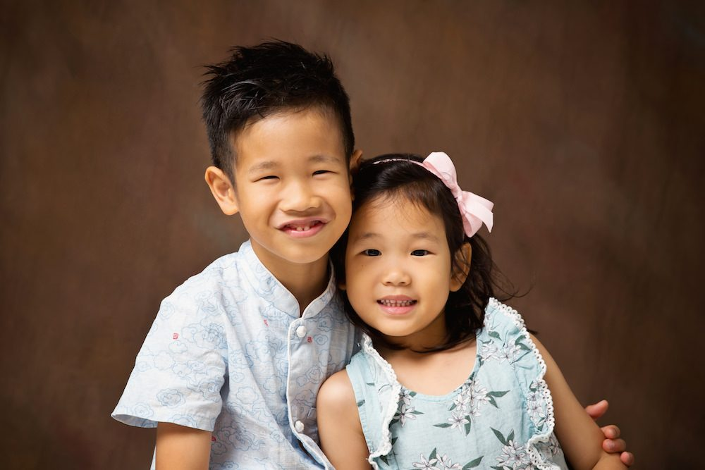 Singapore Kids Portrait