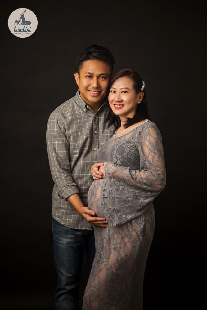 Singapore Maternity Photographer
