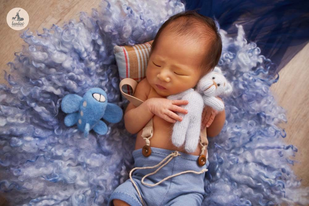 Singapore Newborn Photoshoot