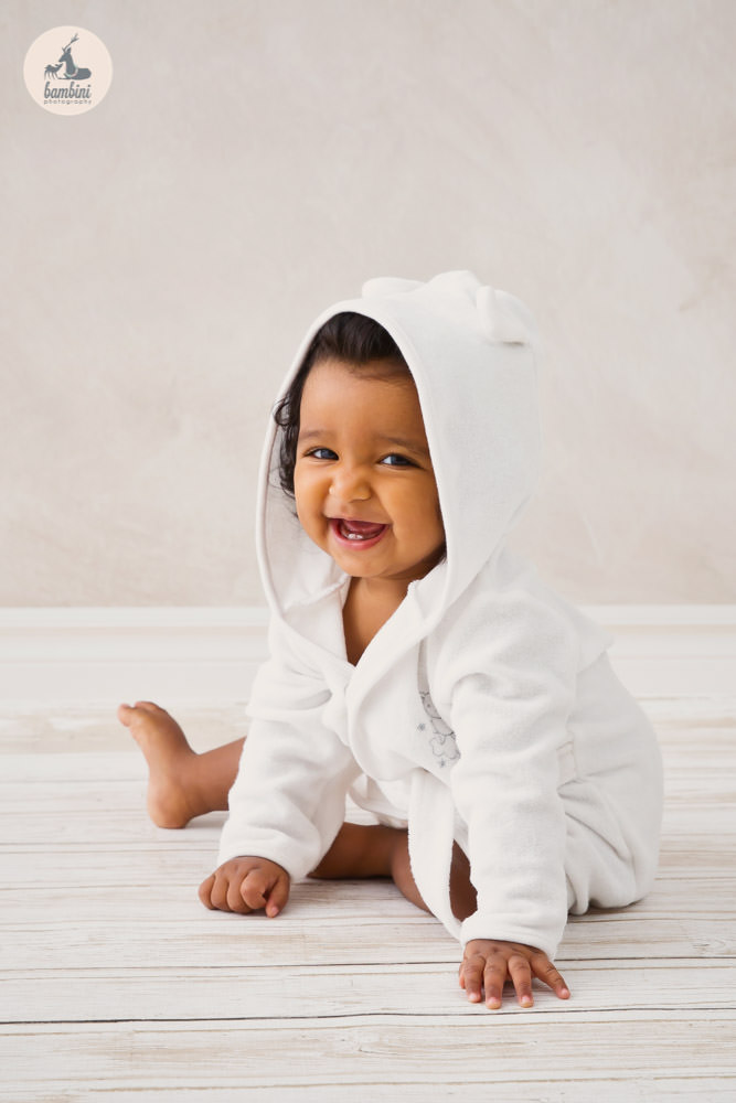 Sitter Baby Photoshoot