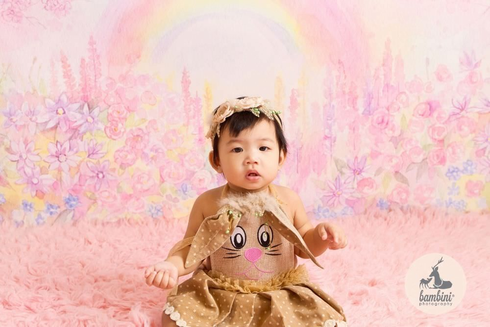 Sitters Milestone Baby Photography