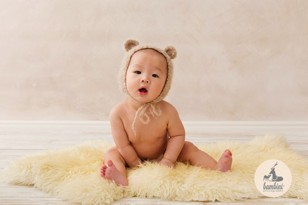 Studio Baby Photoshoot