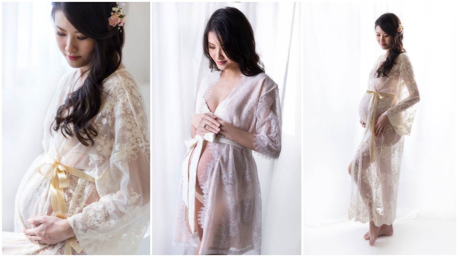"3f3b9c282fef ... styled these robes during a maternity studio and milk bath shoot. We  also have an exclusive discount code for Bambini's clients, use ""Bambini10""  to get ..."