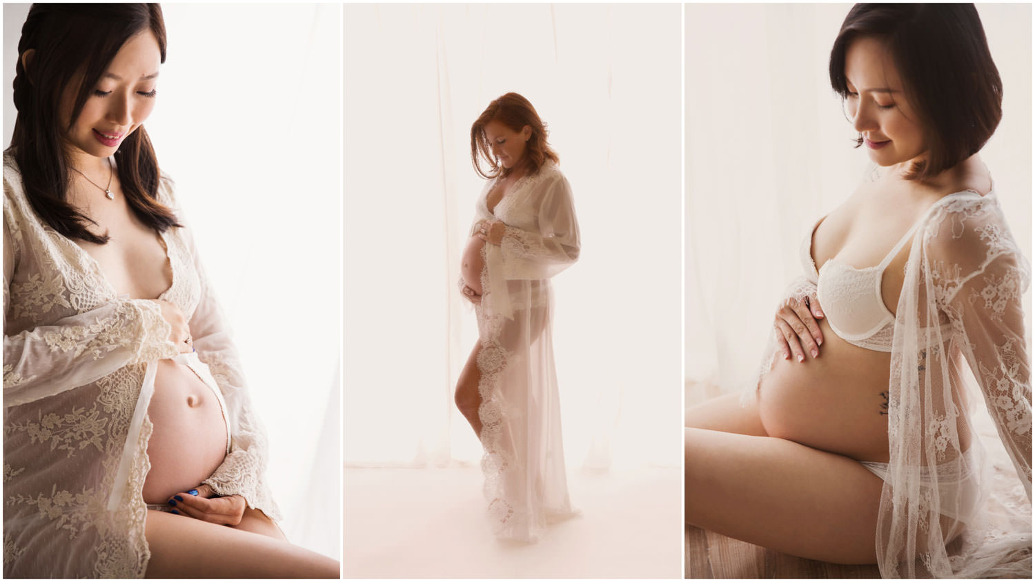 Wear to what to your maternity shoot