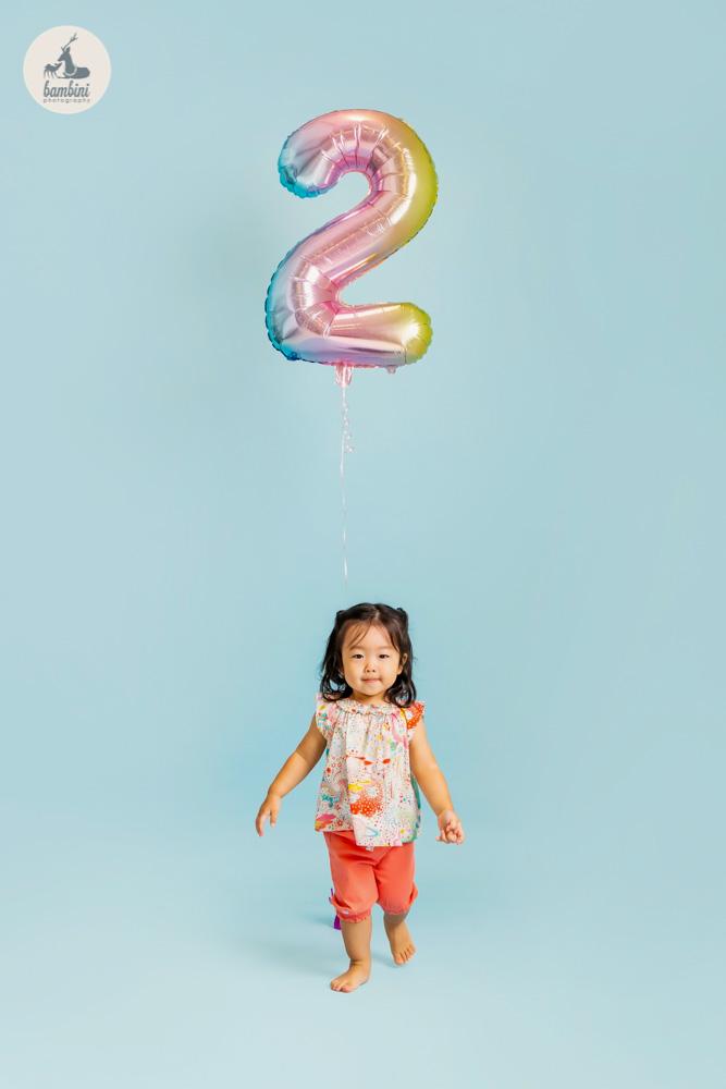 birthday photoshoot